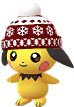 Pichu bonnet de ski Chromatique