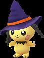 Pichu Halloween 2017