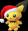 Pichu Noël 2017 Chromatique