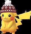 Pikachu bonnet de ski