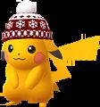Pikachu bonnet de ski Chromatique