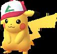 Pikachu Casquette Ash