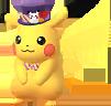 Pikachu Chenapan d'Halloween
