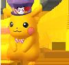 Pikachu Chenapan d'Halloween chromatique