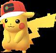 Pikachu Coupe du Monde