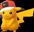 Pikachu Coupe du Monde chromatique