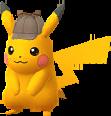 Pikachu détective Chromatique