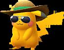 Pikachu éstival Chromatique