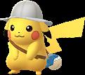 Pikachu Explorateur