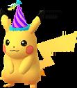 Pikachu festif