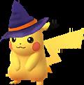 Pikachu Halloween 2017
