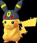 Pikachu Noctali
