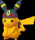 Pikachu Noctali chromatique