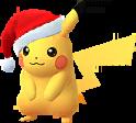 Pikachu Noël 2017