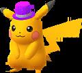 Pikachu Nouvel An 2021 Chromatique
