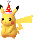 Pikachu Pokemon Day
