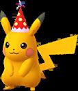 Pikachu Pokemon Day chromatique