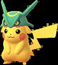 Pikachu Rayquaza