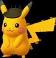 Pikachu Safari Zone chromatique