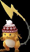 Raichu bonnet de ski